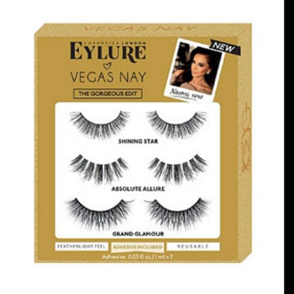 4dfa45583b6 eyelure Makeup | Eylure Lashes No 126 Bronze Beauty He Has Nay ...